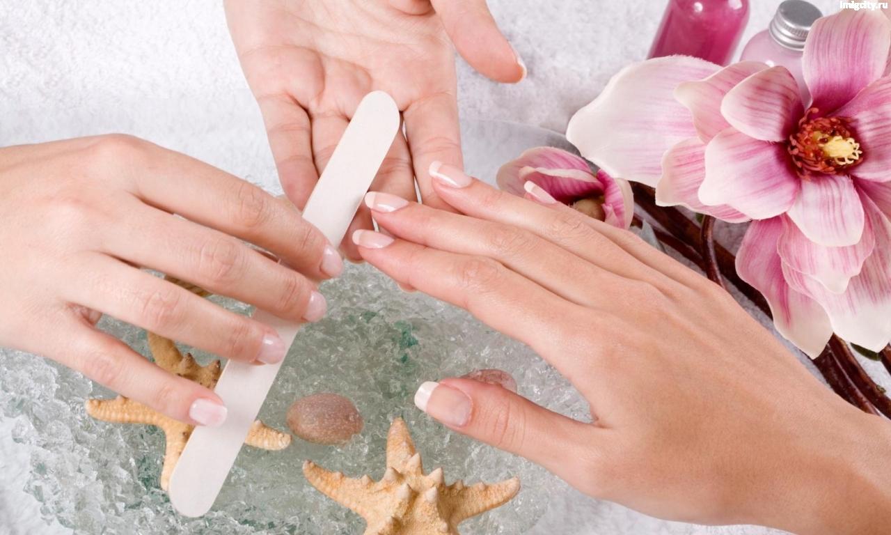 Наращивания ногтей на дому калининский район